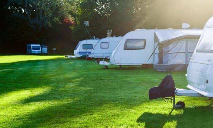 campingplats stangsel