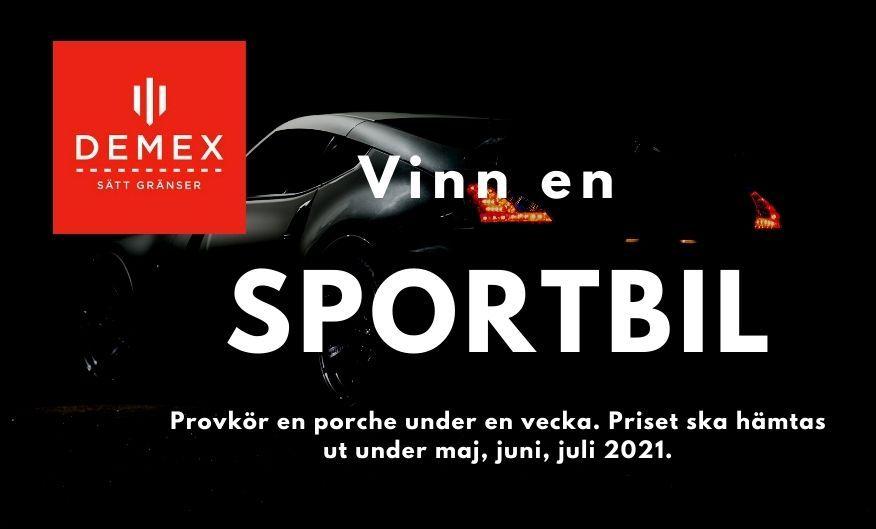 sportbil kampamk