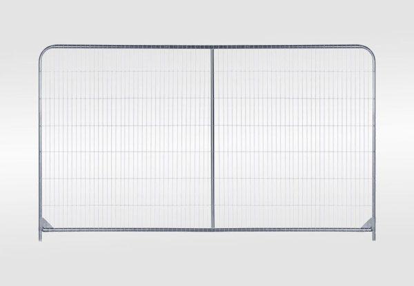 Byggstängsel Mobile Guard Shaped panel