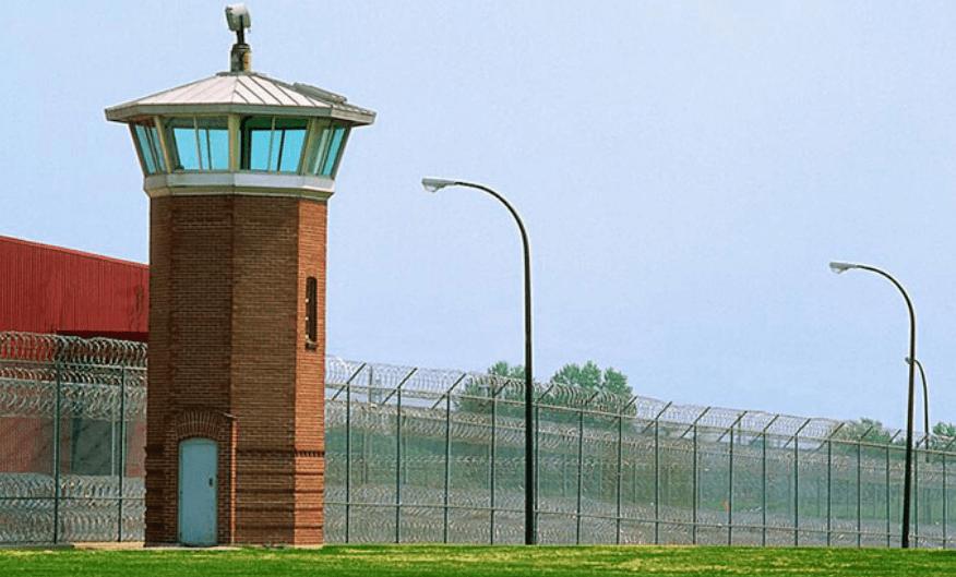 viking prison säkerhetstaket