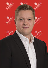 Dan Malmström Group Manager