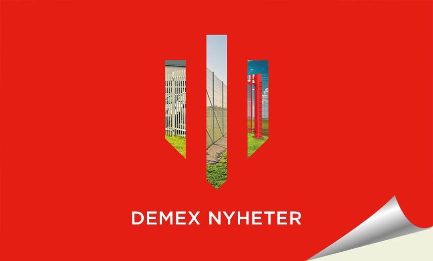 Demex nyheter
