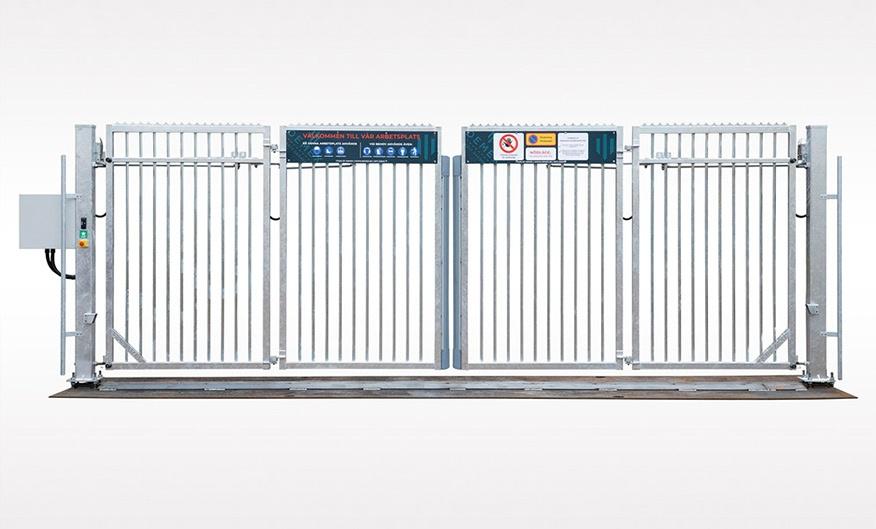 Mobil Vikgrind Solid-Gate