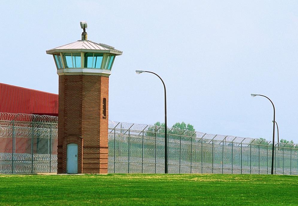viking prison säkerhetsstaket